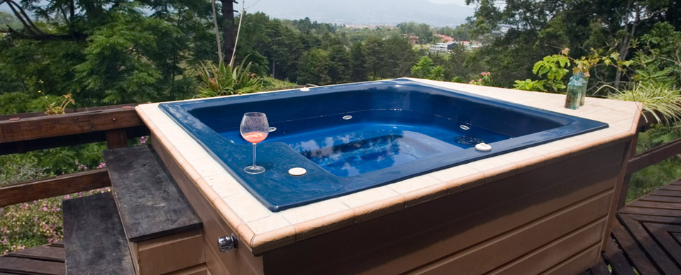 Domestic Hot Tubs